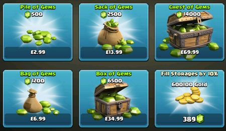 Monetizer: Is Clash of Clans setting the standard for in-game currency conversion? | feature | Monetizer | PocketGamer.biz