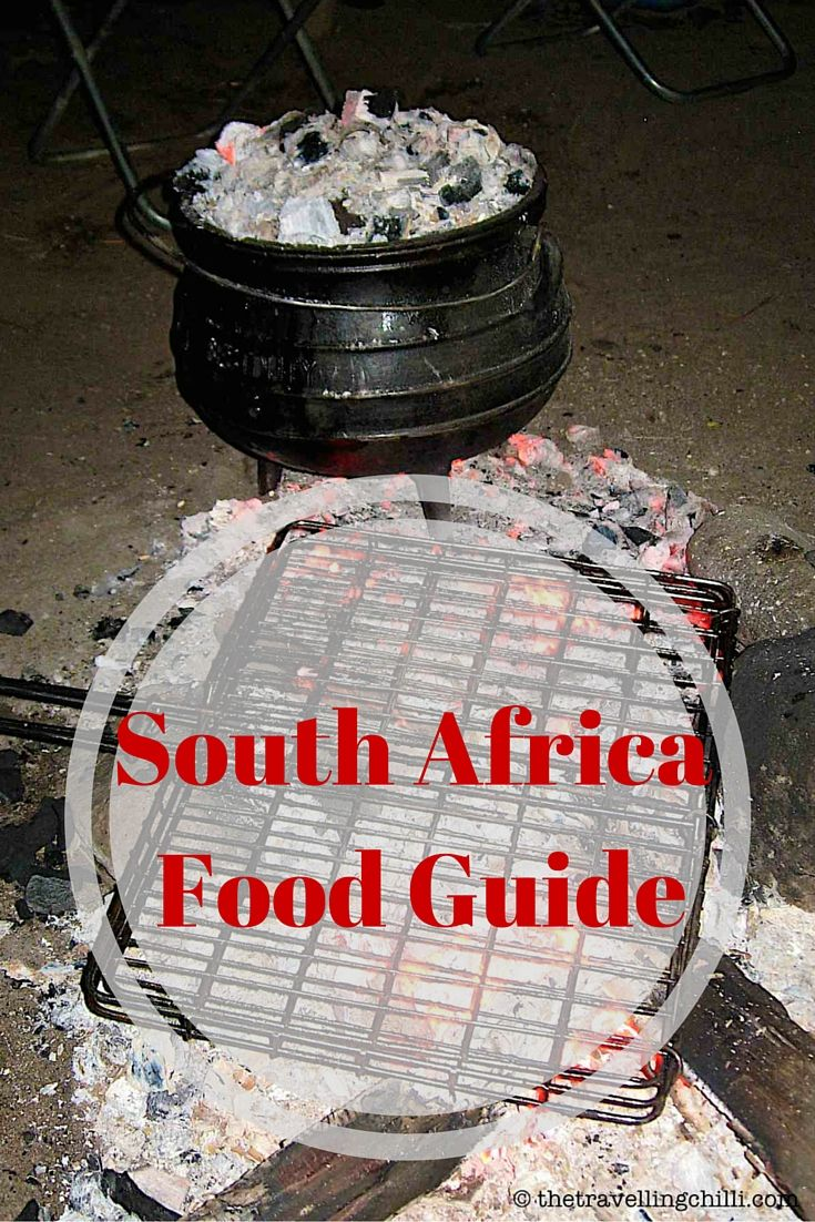 South Africa Food Guide: 7 of the most popular dishes you should try on your visit