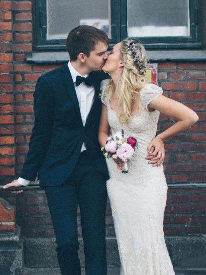 Online wedding registry