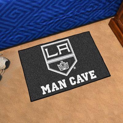 FANMATS NHL - Los Angeles Kings Man Cave Starter