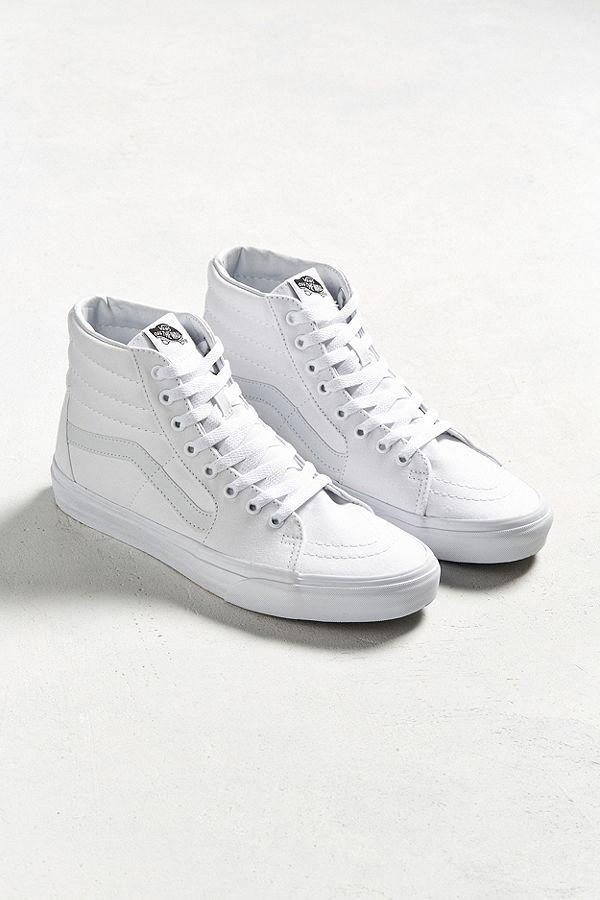 1ae25444483 Slide View  2  Vans Classic Sk8-Hi Sneaker