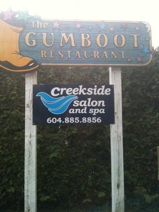 SUNSHINE COAST - Gumboot Restaurant - breakfast, full bar & occasional live music