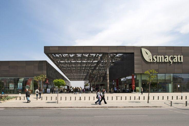 Galería de Centro Comercial Asmaçati / Tabanlioglu Architects - 18