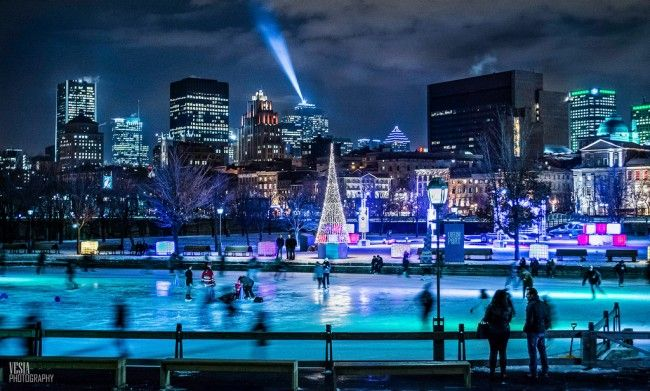 Best Montreal Outdoor Skating Rinks | MTL Blog