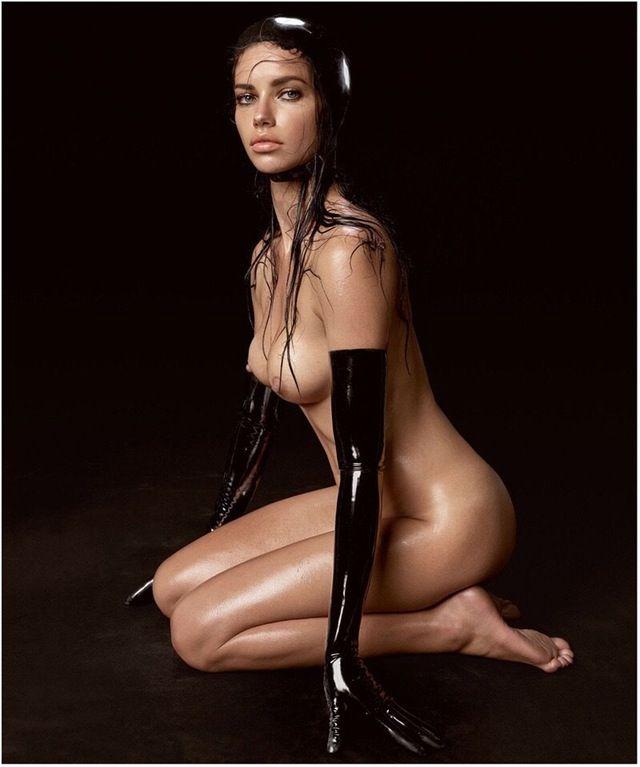 Adriana Lima : celebsnaked
