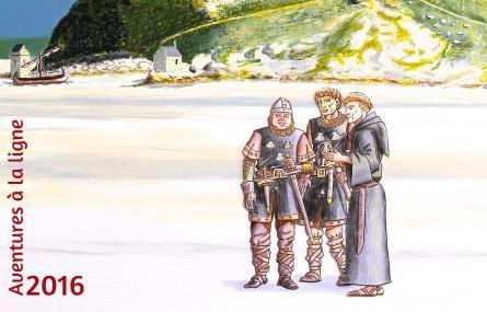 Une expérience éditoriale : écrire en direct un roman... enfin presque ! http://bruno-robertdesdouets.iggybook.com/fr/blog/post/1364/show via Iggybook La troisième enquête du prévôt de l'abbaye Saint Michel du Mont se trouve en ce moment publiée sous...