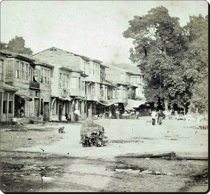 Beykoz, 1860lar
