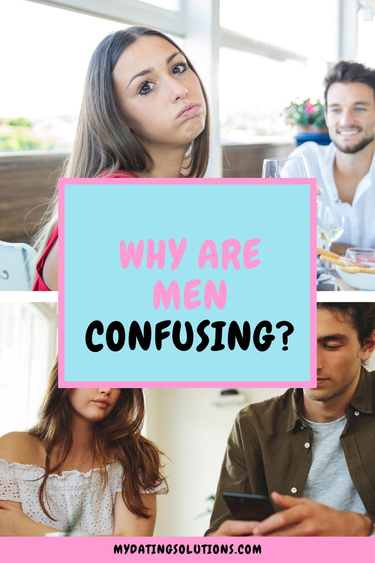 Why Are Men So Confusing? in 2021 | You are the father