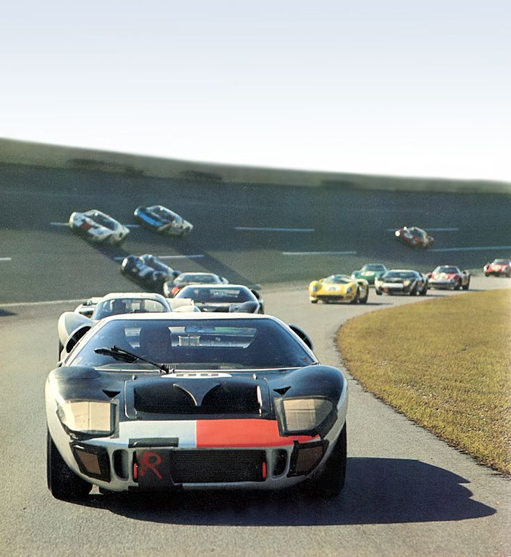17 Best Ideas About Ford Gt40 On Pinterest