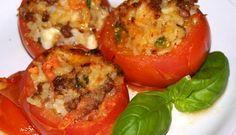 Heerlijke Gevulde Tomaten Op Italiaanse Wijze
