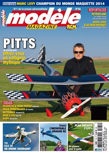 Modèle Magazine No.761 - Février 2015