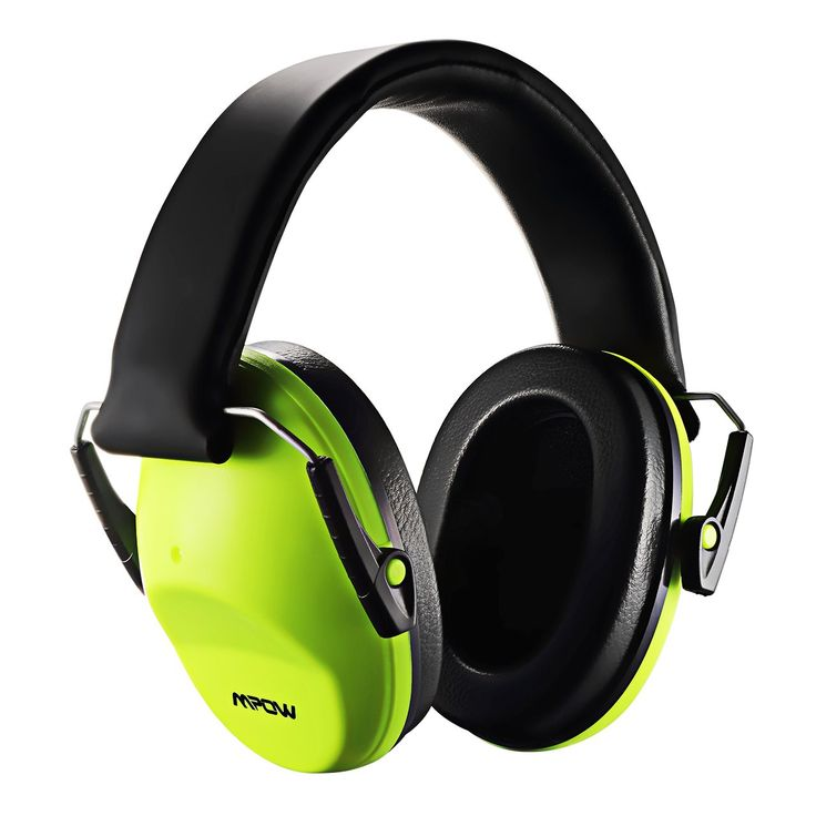 Mpow Safety Ear Muffs Kids Ear Protection for Shooting, Concert, Ear Defenders Adjustable Headband Ear Muffs for Children Toddler