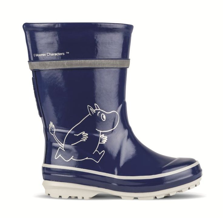 Moomin rubber boots