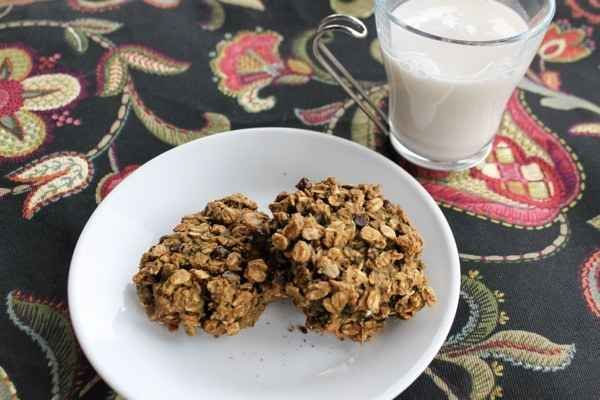 Gluten-Free, Dairy-Free Breakfast Cookie