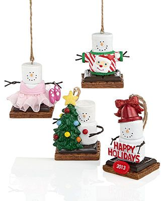 Midwest Christmas Ornaments, S'Mores Collection | S'more ornaments | Christmas  Ornaments, Ornaments, Christmas - Midwest Christmas Ornaments, S'Mores Collection S'more Ornaments