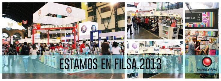 Te invitamos a FILSA 2013, visita nuestro stand y aprovecha nuestros descuentos ULTIMA SEMANA!!!!!