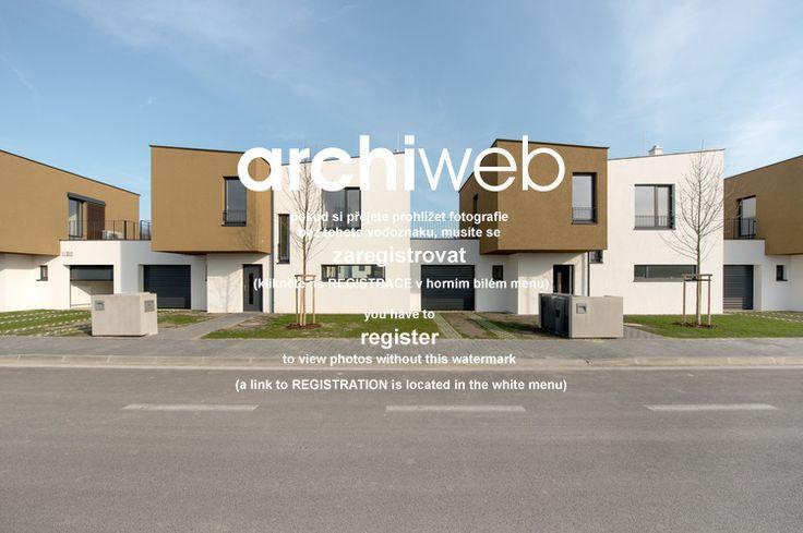archiweb.cz - Slnečnice – Južné mesto 200 bytů v třech bytových domech a 71…