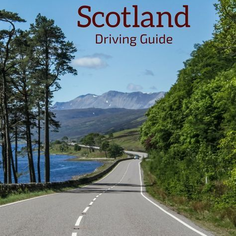 Your guide to Driving in Scotland - watch the video to see what you can expect, and read the guide to understand the rules and driving conditions