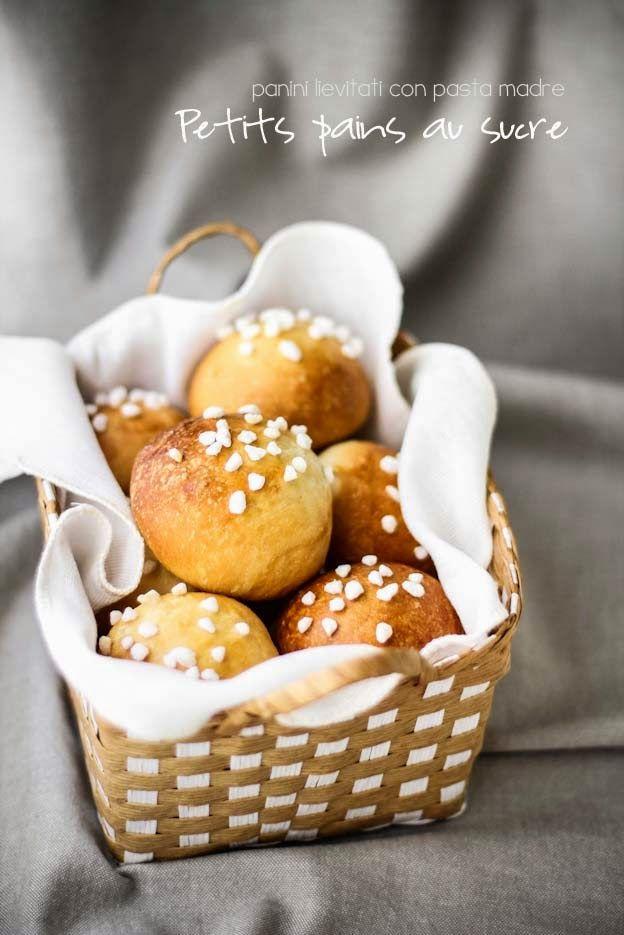 petit pain au sucre, by Vanigliacooking