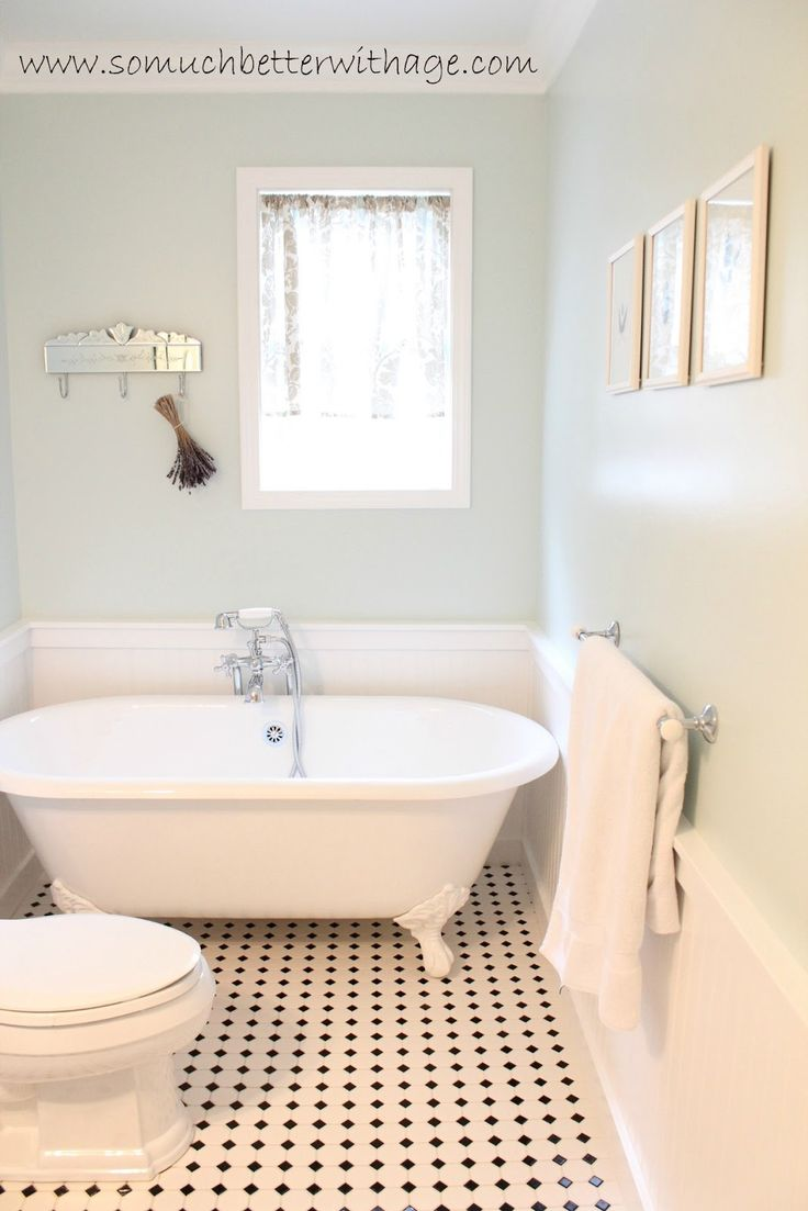 Best 25 clawfoot tub bathroom ideas on pinterest for Bathroom ideas with clawfoot bathtub
