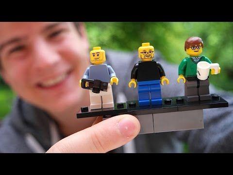 Silicon-Valley Stars als Lego-Figuren? - Famousbrick Unboxing! - YouTube