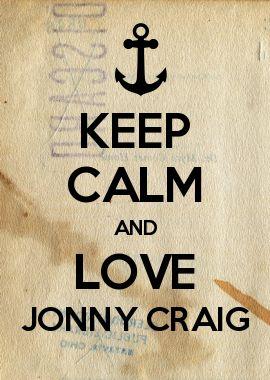 <3 JONNY CRAIG