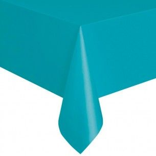 Plastic Party Table Cover