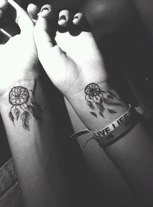 Girly Best Friend Tattoos: #dream #catcher #dreamcatcher #girly #tattoo