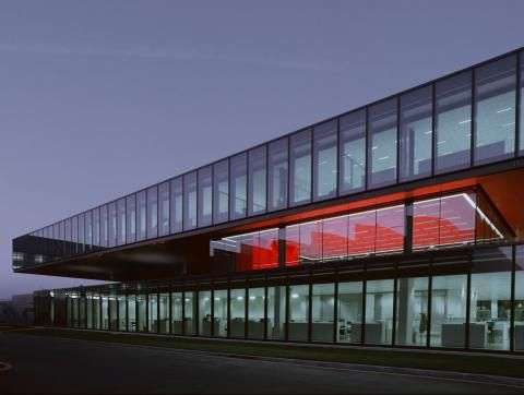 Ferrari Headquarters and Research Centre