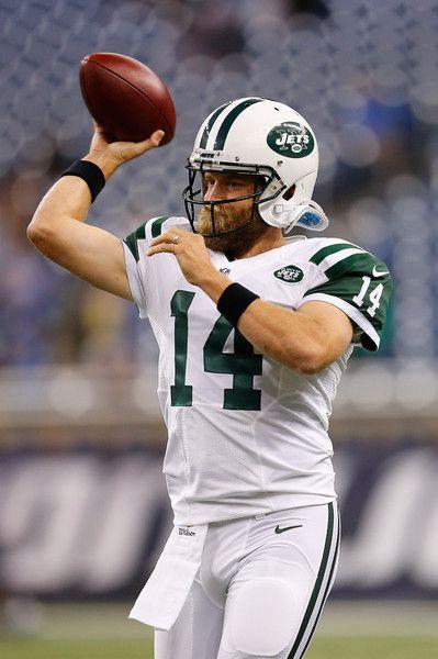 New York Jets quarterback Ryan Fitzpatrick confirmed against Jaguars