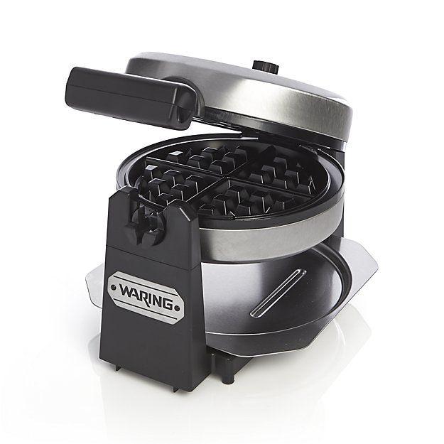 cuisiniart belgian waffle maker - Waring Pro Waffle Maker