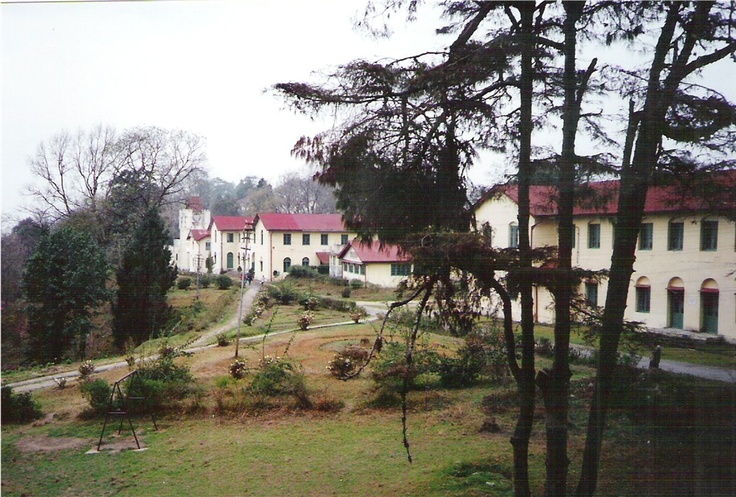 Dr Graham's Homes School, Kalimpong........heheheh ..............my high school