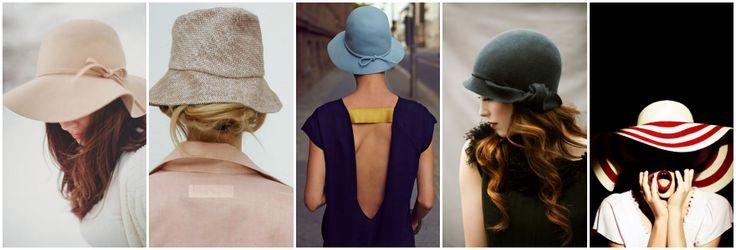 Lubię kiedy kobieta... nosi kapelusz