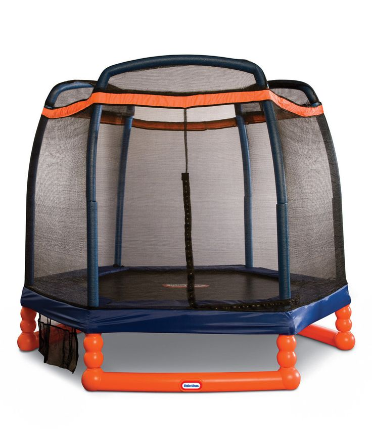 Take a look at this Little Tikes 7' Trampoline today!