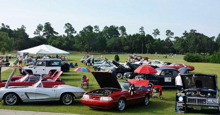 Wilmington Nc Car Show Poplar Grove