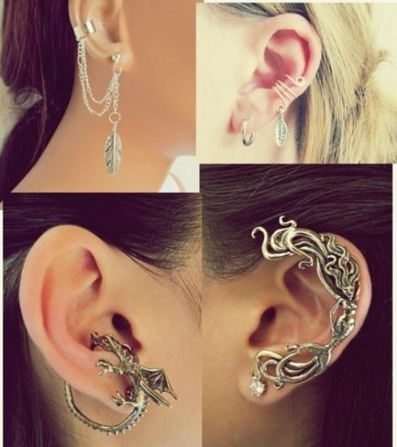 We Love Ear Cuffs - Buse Terim