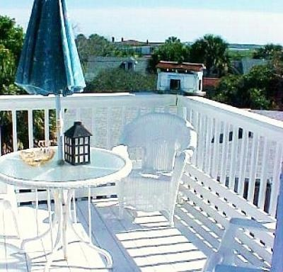 Pet Friendly St Augustine Florida Beach House Rental
