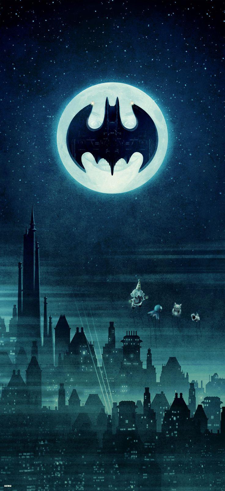 Batman sinal