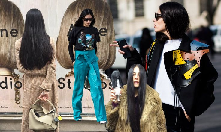 My World: Gilda Ambrosio #style #fashion #streetstyle #inspiration