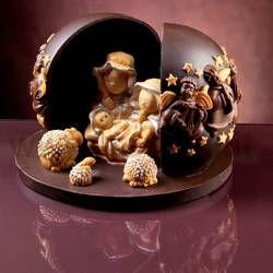 Crea una composizione da regalare! Se sei un pasticcere puoi stupire la tua clientela realizzando sculture in cioccolato grazie agli stampi 3D decosil. www.decosil.it