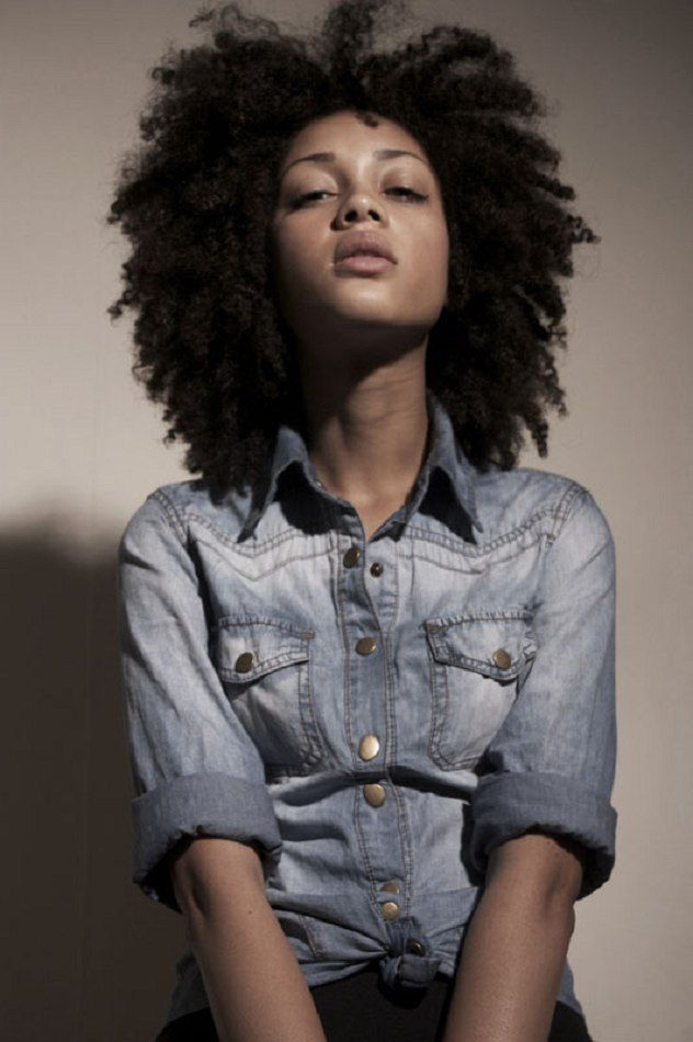 Hairstyles For Natural Hair Black