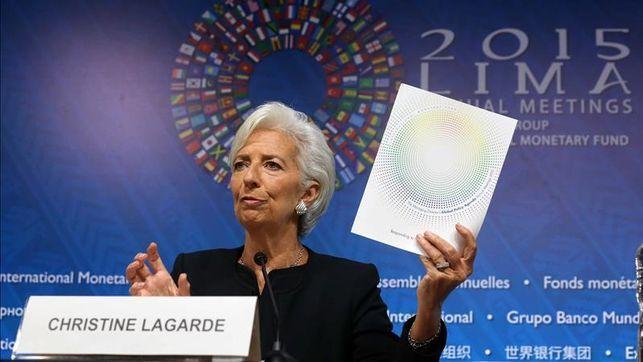 El FMI mejora su visión de España pero sigue siendo mucho más prudente que el Gobierno