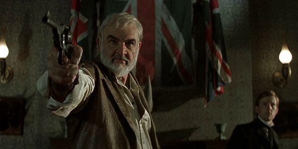 """Sean Connery, """"League of Extraordinary Gentlemen"""". - Uno de los peores trabajos de adaptación cinematográfica realizada a un título de cómics, el resultado final de dicha película llevó al veterano actor a retirarse por completo de la escena de Hollywood."""