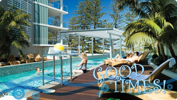Good times for sure! What a resort  #airnzsunshine