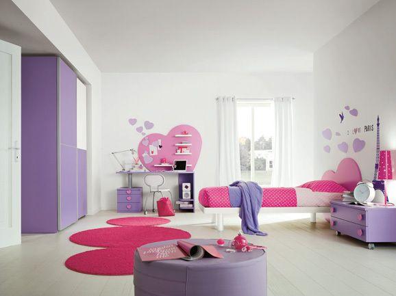 Decoración de Habitación Lila para Niñas. Normal 0 21 false false false ES-PE X-NONE X-NONE Cuando se trata de decorar una habitación para nuestras niñas, siempre tenemos una inseguridad de escoger