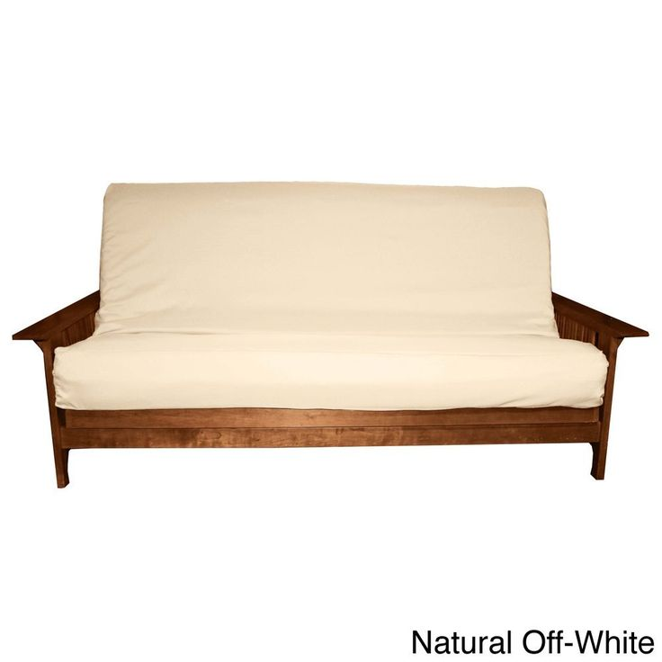 EpicFurnishings Ultima Queen-size Soft Suede or Twill Futon Cover