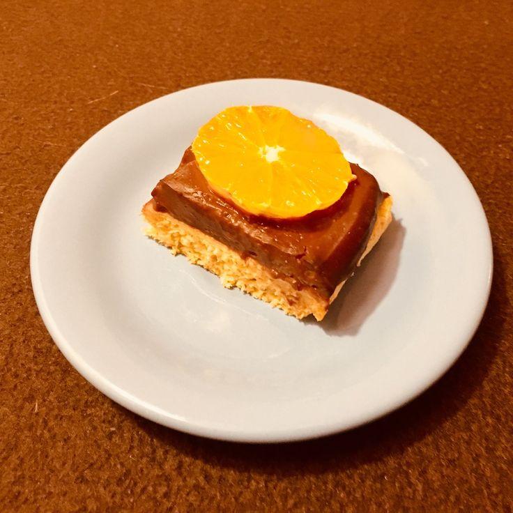 Narancsos-csokis sütemény nem csak télre.