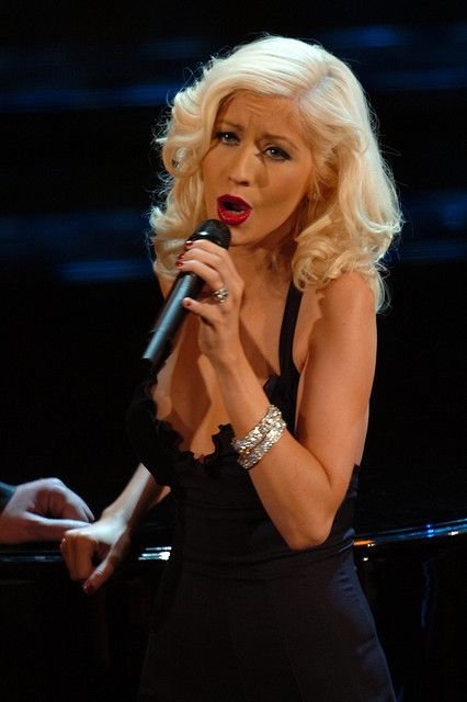 Very Talented and Pretty is Christina
