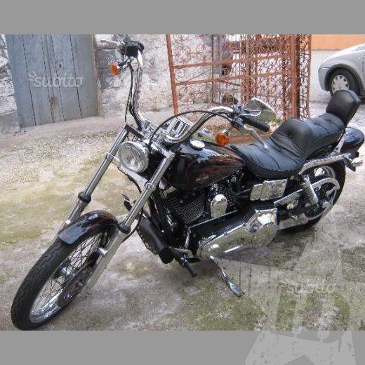 Nuovo Annuncio #Harley #Dyna #WideGlide #Carburatore #Caserta pubblicato su http://mercatoharley.it