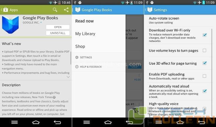 How To Upload Files To Google Play Books The Tech Bulletin Play Book Google Play Books